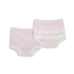 Pretty N Pink - Frilled Overpants